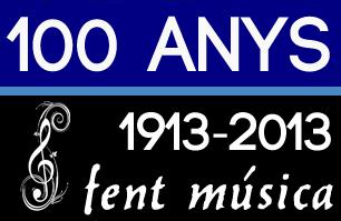 100 años de historia banda de musica