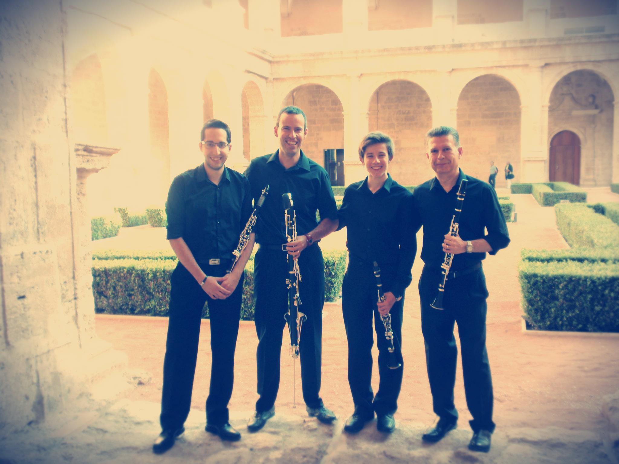 Blackwood Clarinet