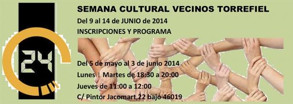 Semana Cultural 2014