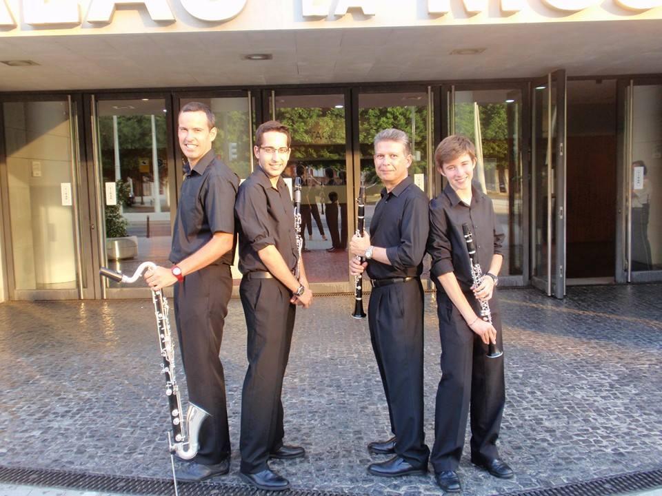 Banda de Torrefiel - Blackwood Clarinet Esemble