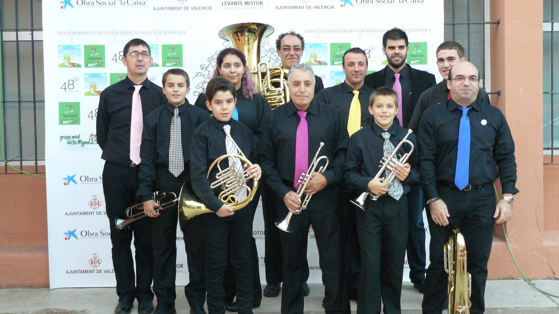 Banda de Torrefiel - Golden Brass Band