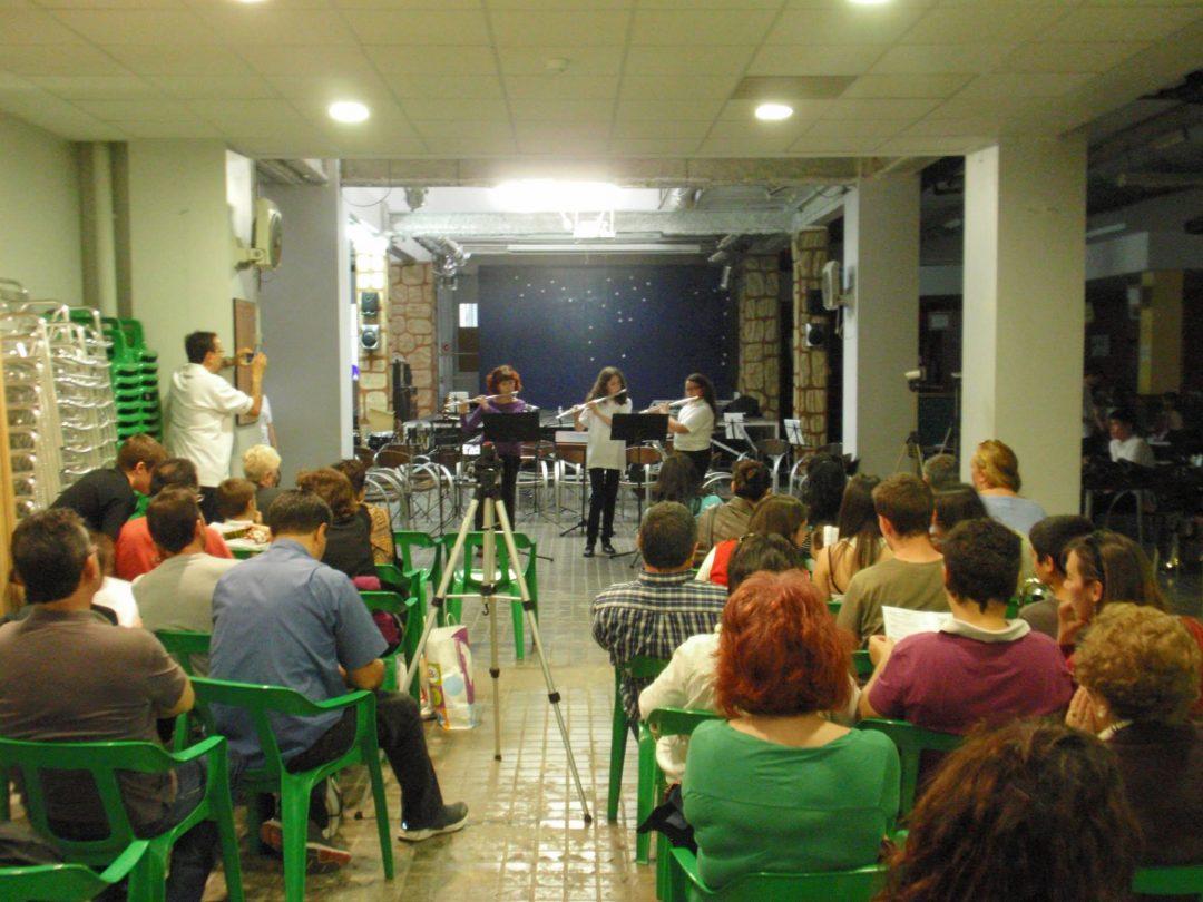 Escuela de música - Solfeo
