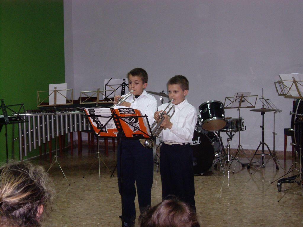 Escuela de música - Jardín Musical