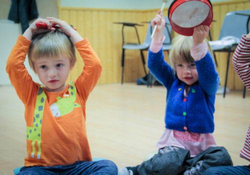 música para niños - Jardín Musical