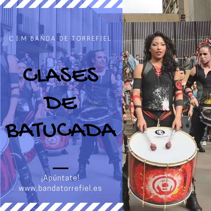 Clases de Batucada en Valencia
