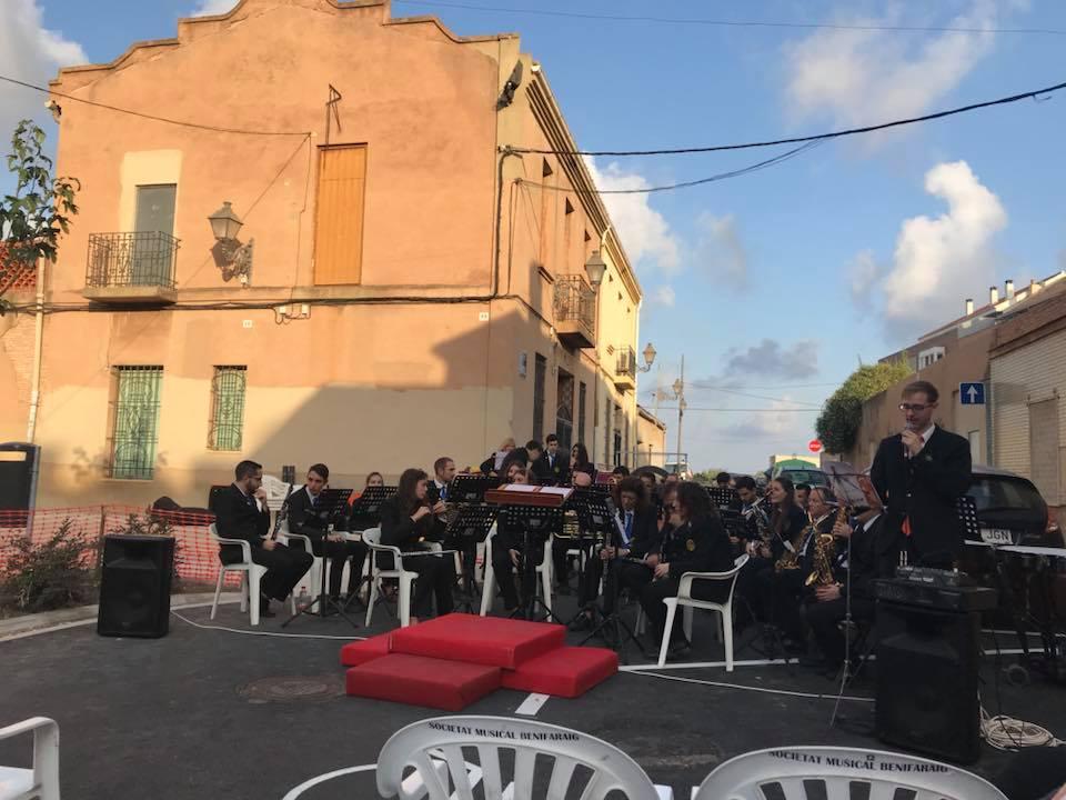 banda de música de Benifaraig
