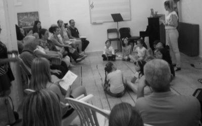 Música para niños – Audición 3er trimestre