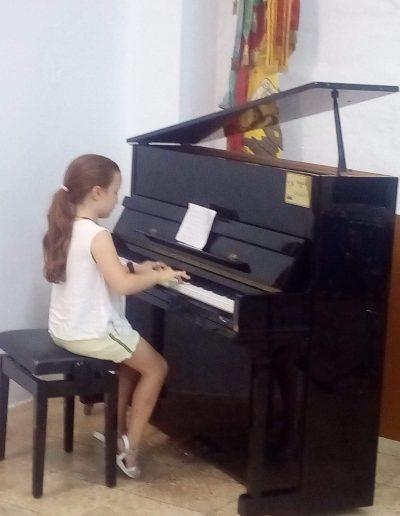 Escuela de música Valencia Torrefiel