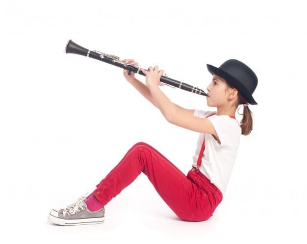 aprende a tocar clarinete valencia